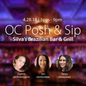 See you soon!!!- OC Posh & Sip, 4.28 5-9pm